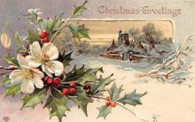 xms003227 - Christmas Post Card
