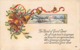 xms003247 - Christmas Post Card