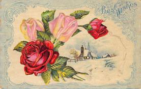 xms003249 - Christmas Post Card