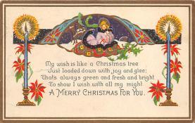 xms003265 - Christmas Post Card