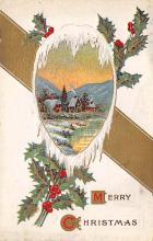 xms003275 - Christmas Post Card