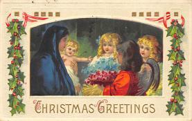 xms003287 - Christmas Post Card
