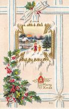 xms003315 - Christmas Post Card