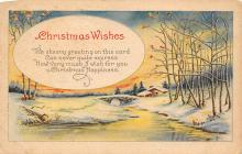 xms003699 - Christmas Postcard Vintage Antique Xmas Post Card