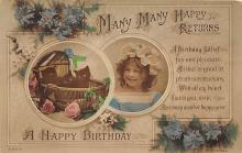 xms003771 - Christmas Postcard Antique Xmas Post Card