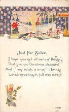 xms004465 - Christmas Postcard