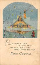 xms004481 - Christmas Postcard