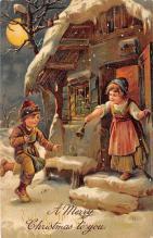 xms004525 - Christmas Postcard