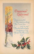 xms004529 - Christmas Postcard