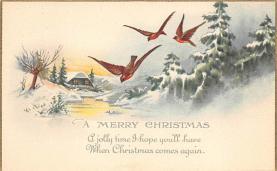 xms004575 - Christmas Postcard