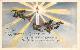 xms004581 - Christmas Postcard