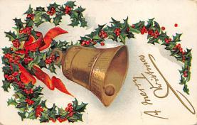 xms004595 - Christmas Postcard