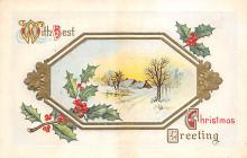 xms004597 - Christmas Postcard