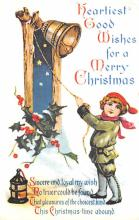 xms004603 - Christmas Postcard