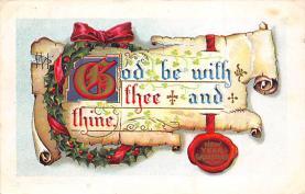 xms004677 - Christmas Postcard