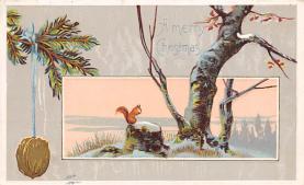 xms004703 - Christmas Postcard