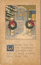 xms004727 - Christmas Postcard