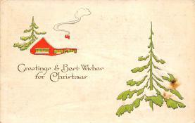 xms004729 - Christmas Postcard