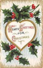 xms004745 - Christmas Postcard