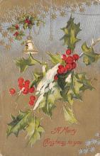 xms004751 - Christmas Postcard