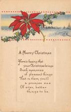 xms004779 - Christmas Postcard