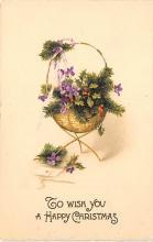 xms005013 - Christmas Postcard