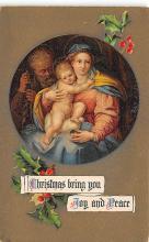 xms005033 - Christmas Postcard
