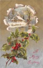 xms005051 - Christmas Postcard