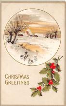 xms005055 - Christmas Postcard