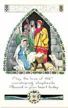 xms005059 - Christmas Postcard