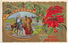 xms005063 - Christmas Postcard