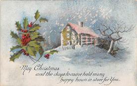 xms005075 - Christmas Postcard