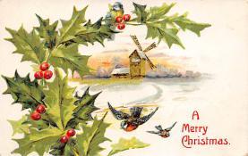 xms005093 - Christmas Postcard