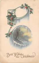 xms005095 - Christmas Postcard