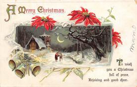 xms005107 - Christmas Postcard