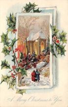 xms005125 - Christmas Postcard