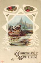xms005137 - Christmas Postcard