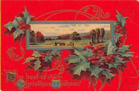 xms005173 - Christmas Postcard