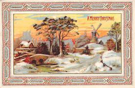 xms005179 - Christmas Postcard