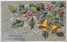 xms005181 - Christmas Postcard