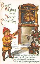 xms005195 - Christmas Postcard
