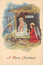xms005197 - Christmas Postcard