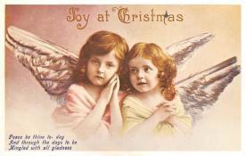 xms005201 - Christmas Postcard