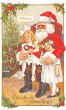 xms005203 - Christmas Postcard