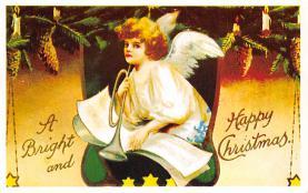 xms005211 - Christmas Postcard
