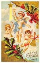 xms005215 - Christmas Postcard