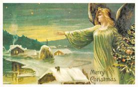 xms005217 - Christmas Postcard