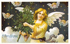 xms005219 - Christmas Postcard