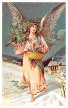 xms005227 - Christmas Postcard