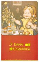 xms005233 - Christmas Postcard